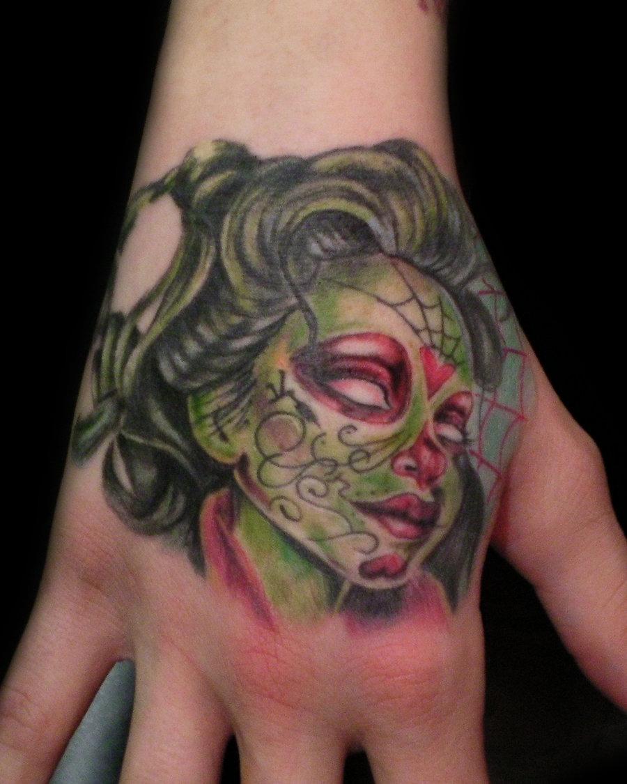 zombie tattoos photo - 31